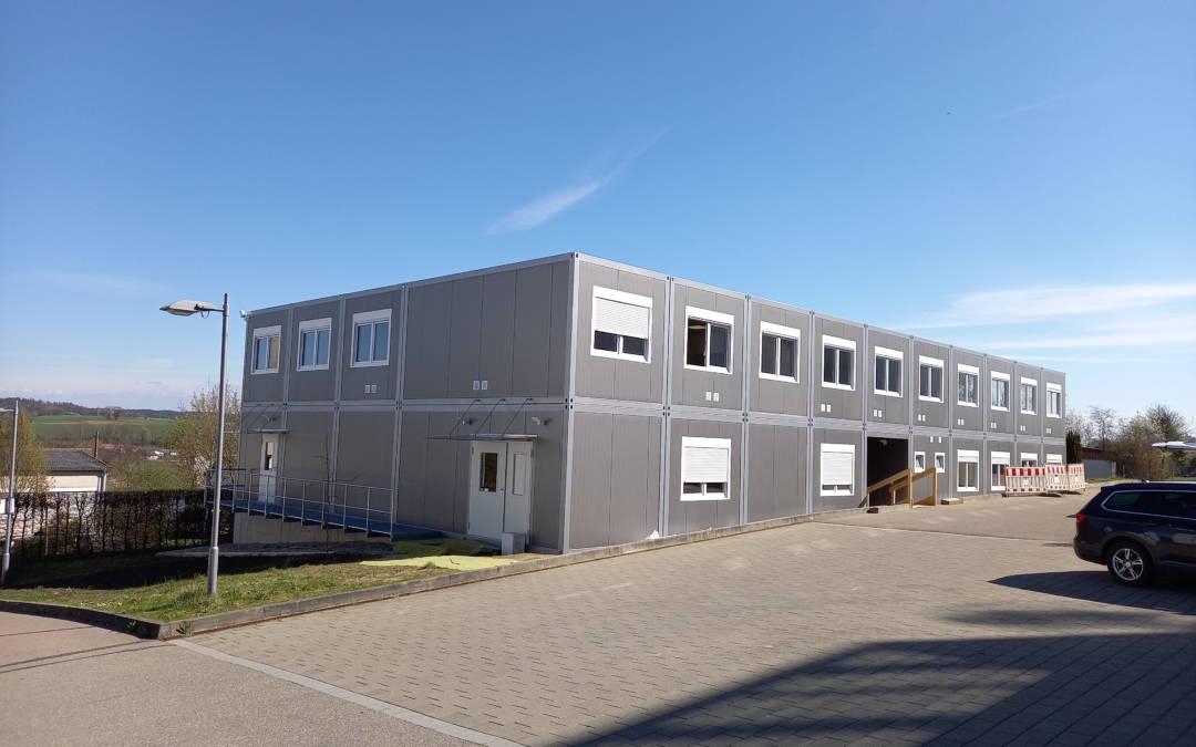Auf 900qm hochwertige Büroarbeitsplätze für Daiichi Sankyo in Pfaffenhofen geschaffen